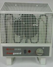 NEW Heatstore 1Kw Frost Guard Heater.