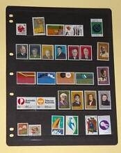 Australin Stamps1975 Decimal Issues. Mint, 29 stamps Hillvue Tamworth City Preview