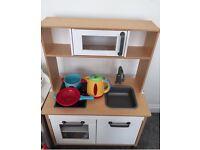 Children's IKEA kitchen