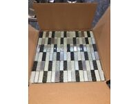 Cosmo Rectangle Mosaic Tile 30x30cm