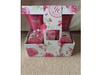 Grace Cole Beauty Gift Set- new