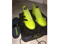 Solar yellow adidas ace 16+ purecontrol