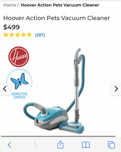 Godfreys Hoover- Action Pets Vacuum Cleaner