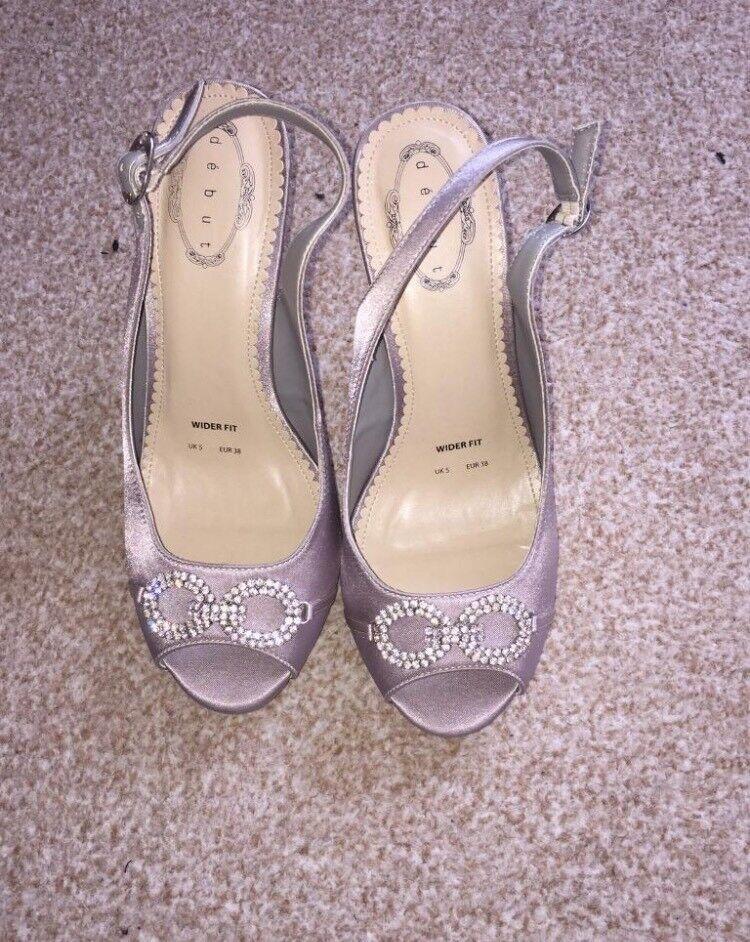 Debenhams high heels