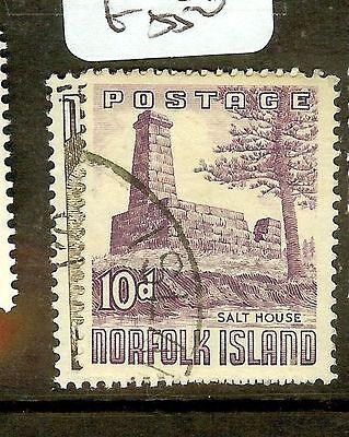 NORFOLK ISLAND (P2012B) SG16-7     VFU