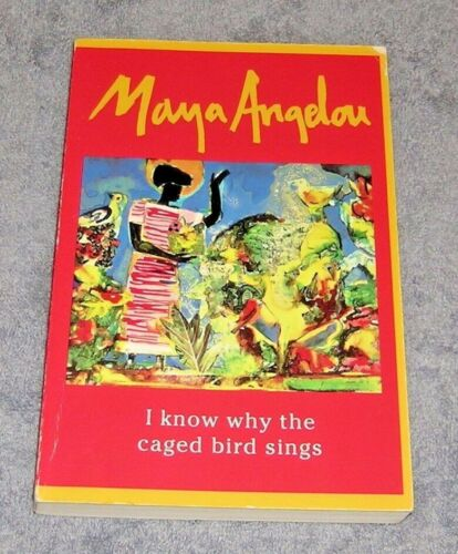 MAYA ANGELOU ~ I KNOW WHY CAGED BIRD SONGS ~ SPECIAL EDITION ~ ROMARE BEARDEN