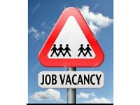 Staff required for warehouse job