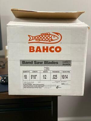 Bahco Band Saw Blades