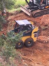 Bobcat dry hire DIY 3.5 ton big machine bulk work $300 day Coolum Beach Noosa Area Preview