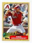 Paul Goldschmidt Baseball Cards