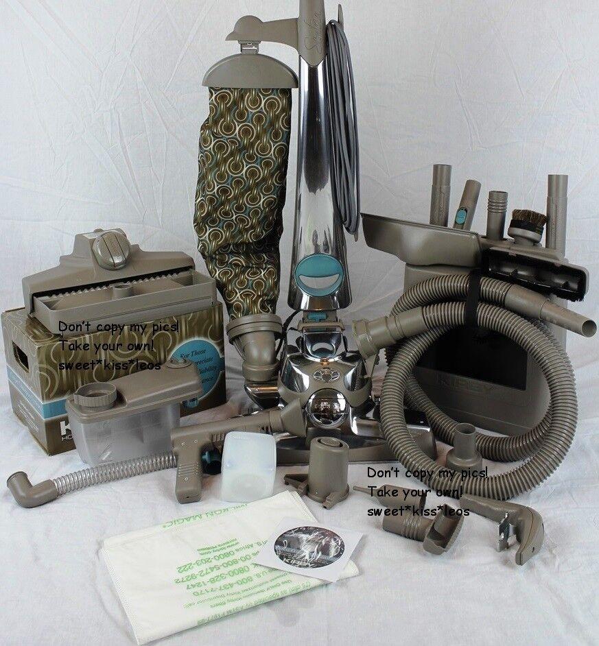 Kirby Sentria 2 Vacuum Cleaner W Warranty Shampoo