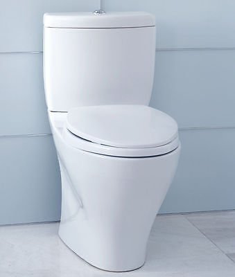 TOTO Aquia II 2PC Floor Mount Toilet  CST416M-01 new
