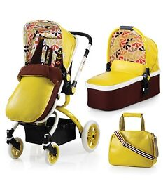 Cosatto Ooba travel system £200 ono