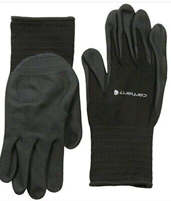 Carhartt Mens All Purpose Micro Foam Nitrile Dipped Glove Size Lg