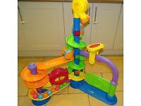 Fisher Price ball run toy