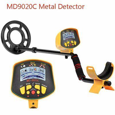Professional Underground Metal Detector LCD Display Treasure Gold Hunter o Metal Detector Lcd