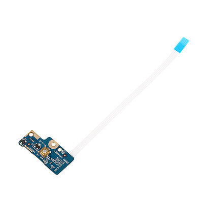 New Power Button Board with Cable for HP 15 G 749650 001 LS A991P 455MKL32L01 TR
