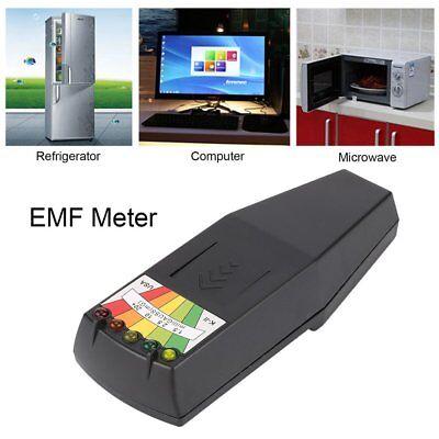 KII K2 Elektromagnetische Feld EMF Gauss-Meter Geisterjagd Detektor L1Y3 5LED