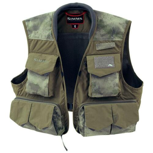 SIMMS Freestone Vest - Color Hex Camo Loden - S M L XL 2XL - ON SALE NOW!
