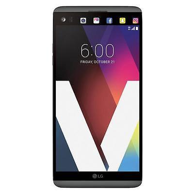 SPRINT LG V20 LS997 Titan Black Good SMARTPHONE CLEAN ESN