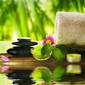 Body massage by Kimberly