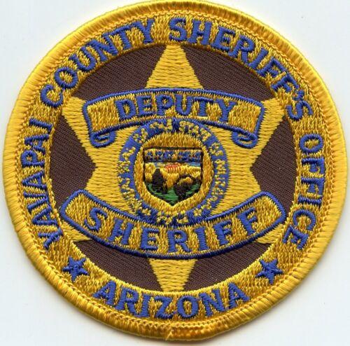 YAVAPAI COUNTY ARIZONA AZ round DEPUTY SHERIFF POLICE PATCH