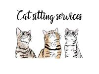 Cat Sitting Services in Stoke-on-Trent