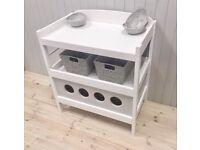 Kitchen / Dining Storage With Wine Rack & Storage Baskets***£99***