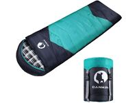 CANWAY Sleeping Bag with Compression Sack, Lightweight, 4 Seasons