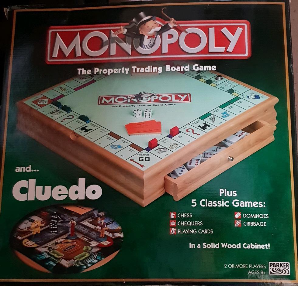 Monopoly Cluedo Etc In Gatley Manchester Gumtree