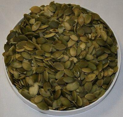 Kürbiskerne, geschält, Grade A, schalenlos, 99,95 % Reinheit, 1 kg