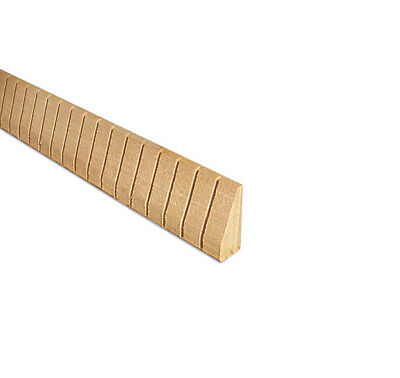 "Basswood Kerfed Lining, 18"" Length -  Guitar Ukulele Kerfing Ribbon Acoustic"