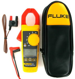 New-Fluke-325-True-RMS-Clamp-Meter