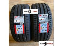 2 X 245 40 19 RIKEN 98Y XL HIGH PERFORMANCE MADE MY MICHELIN TYRES 2454019 NEW