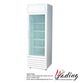 Commerical Single Glass Door Fridge (Colourbond Upright Drink) Clayton Monash Area Preview