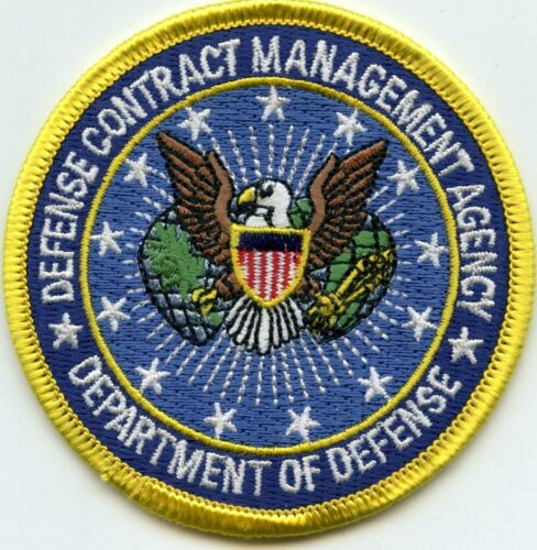 DEPARTMENT OF DEFENSE DOD CONTRACT MANAGEMENT WASHINGTON DC police PATCH