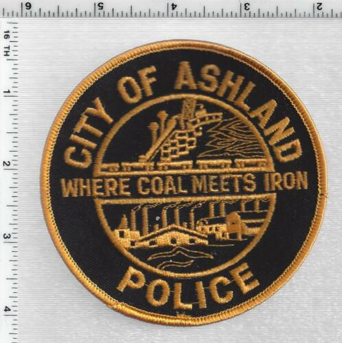 City of Ashland Police (Kentucky) 2nd Issue Shoulder Patch