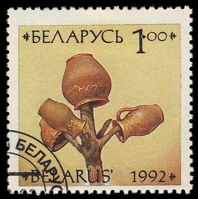 "BELARUS 42 - Ceramic ""Pottery on Branches"" (pf64684)"