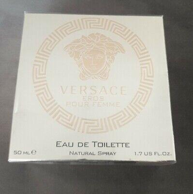 Versace Eros Pour Femme 50ml Eau De Toilette