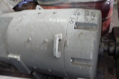 General Electric Kinamatic Direct Current Motor 5CD585G26 Used. S/N 7275686