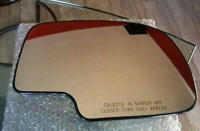 Chevrolet GM OEM City Express Door Rear Side View-Mirror Glass Right 19317346