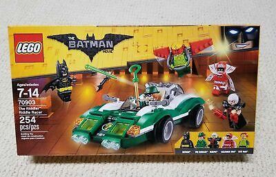 "The LEGO Batman Movie ""The Riddler Riddle Racer"" 2017(70903) NIB"