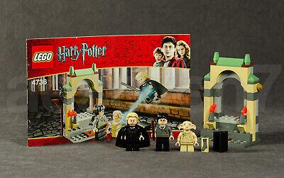 LEGO Harry Potter - Freeing Dobby 4736 Set Minifigures