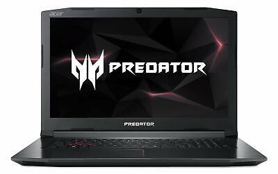 Acer Predator Helios 300 Intel Core i7-8750H 2.2GHz 16GB Ram 1TB HD 256GB SD