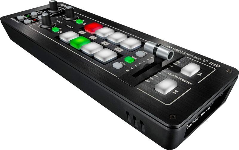 Roland Professional A/V V-1SDI 3G SDI Video Switcher