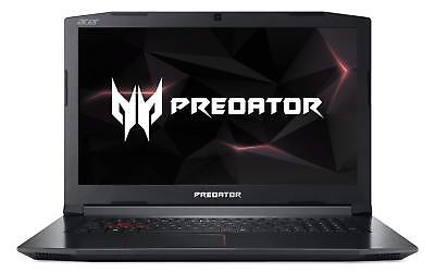 NEW Acer Predator Helios 300 PH317-52-77A4 Gaming Laptop Notebook i7 144Hz 16GB