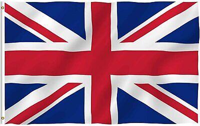 United Kingdom 3x5FT Flag British Union Jack UK England Royal Canada Europe EU Décor