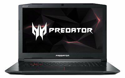 """Acer 17.3"""" Predator Helios 300 PH317-52-74KR / i7-8750H 16GB 512GB SSD GTX 1060"""