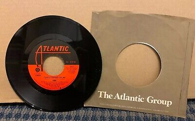 "1977 ABBA 45 RPM 7"" Single (ATLANTIC Records) ""Take A Chance On Me"" (A36)"