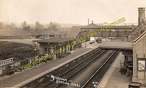 Melksham Railway Station Photo. Holt - Beanacre. Lacock and Chippenham Line